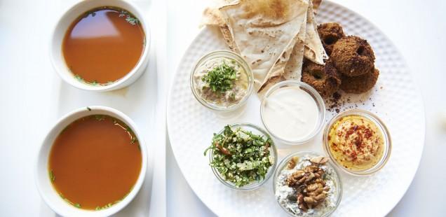 シリア難民とのコラボレーション・レストラン Restaurant SYR