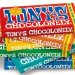 奴隷問題から生まれたチョコレート TONY'S CHOCOLONELY