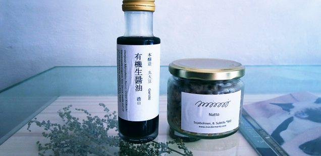 健康への追求と芸術家の感性から生まれた究極の発酵食品