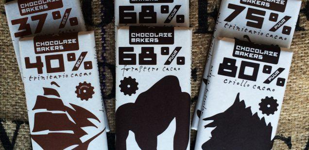 ゴリラに風だけで走る帆船...チョコを通じて社会貢献するChocolate Makers